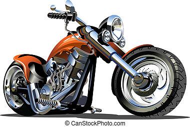 Vector animovaný motor