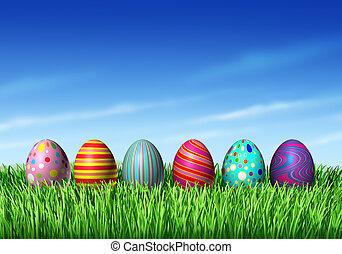 vejce, velikonoční