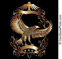 Vektor Zlatého orlího štítu