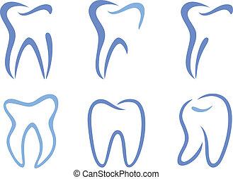 Vektorové zuby