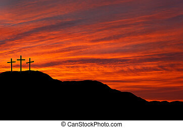 velikonoční, šikmý, mnich, grafické pozadí