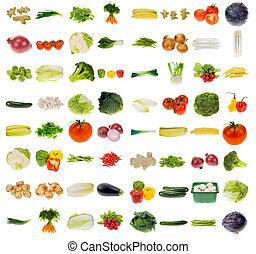 Velká zeleninová kolekce