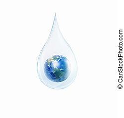 velký, zředit vodou poslat řádku