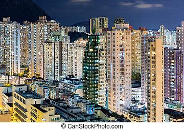 velkoměsto ivoty, hongkong