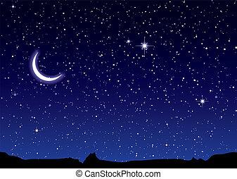 Vesmírný krajský Měsíc