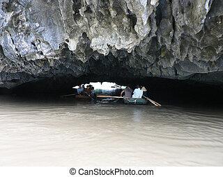 vietnam., řeka