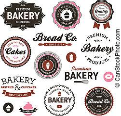 Vintage pekárna