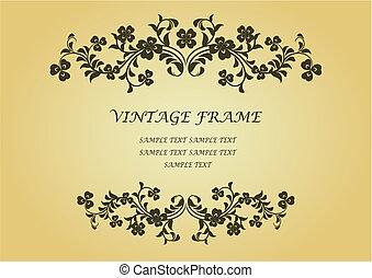 Vintage s sraženinou