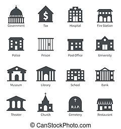 Vládní budovy nesouhlasí