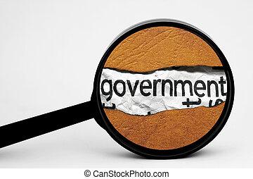 Vládní pátrání