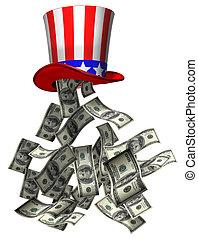 Vládní peníze