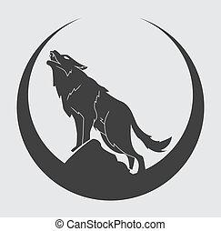 Vlčí symbol