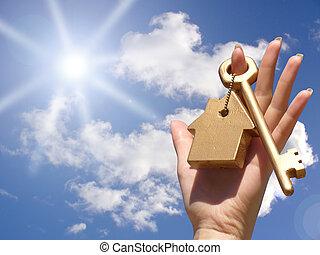vlastnictví, pojem, domů