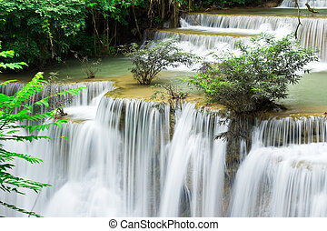 Voda padá, kamenná úroveň 4, klokanitáb