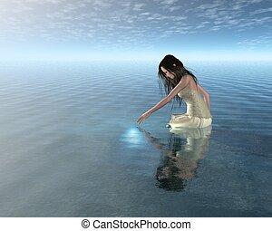 Vodní obraz