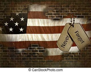 Vojenská psí známka