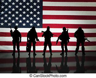 Vojenské speciální jednotky