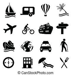 Volno, cestování a rekonstrukce