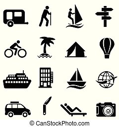 Volno, rekreace a vnější ikony