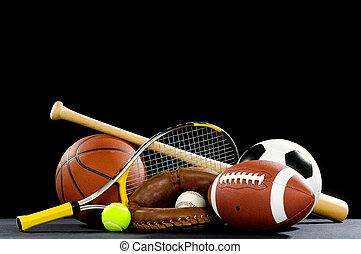 vybavení, sportovní