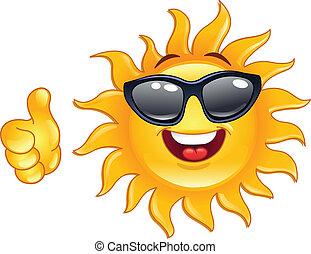 Vypalte slunce