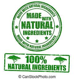 Vyráběný s přírodními ingrediencemi