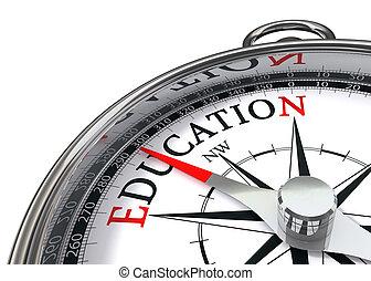 Vzdělání kompas