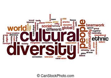 vzkaz, mračno, kulturní, rozmanitost