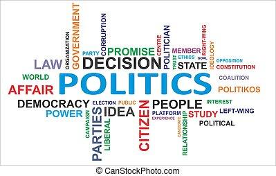 vzkaz, -, mračno, politika