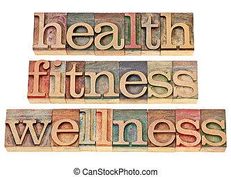 wellness, vhodnost, zdraví