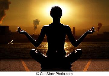 Yoga a průmysl