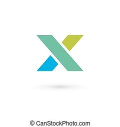 základy, šablona, desetidolarová bankovka, emblém, ikona, litera, design