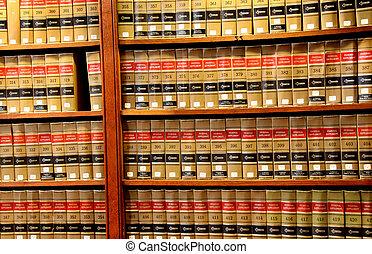zákoník, knihovna
