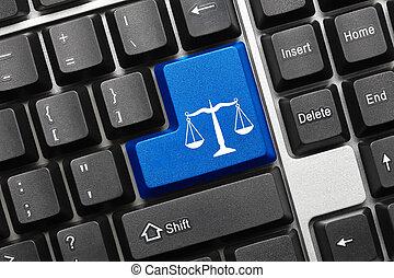 Zástupný klíč - symbol zákona