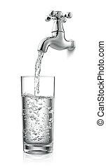 zředit vodou stáčení