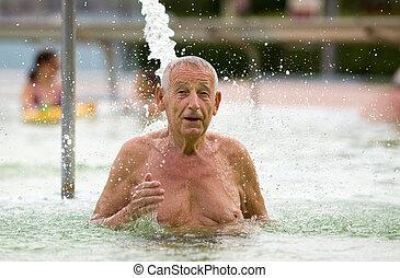 zředit vodou therapy