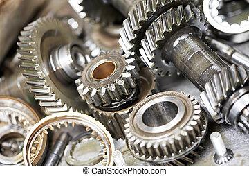 Zařízení automobilových motorů