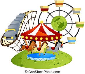 Za zábavní park