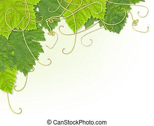 Zatáčka na listí