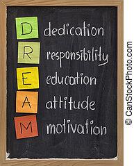 Zaujat zodpovědnost za vzdělání