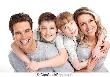 zdařilý rodinný