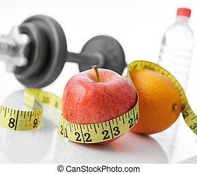 Zdravé jídlo a život
