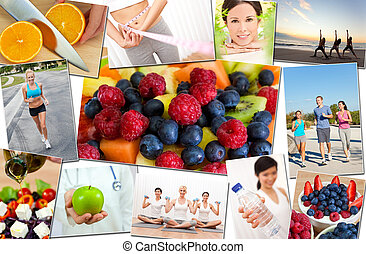 Zdraví muži, lidé, životní styl a cvičení