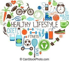 Zdravý životní styl a zdravé srdce