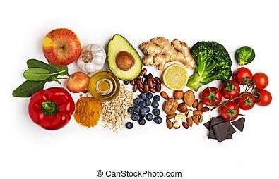 zdravý food