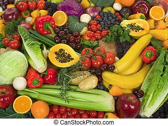 zelenina, dary