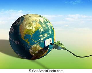 Země energie