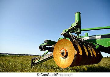 zemědělství, stroje