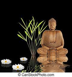 zen zahradní