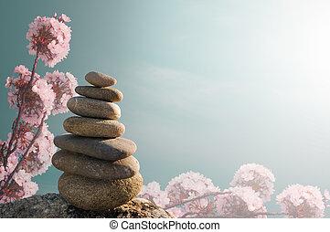 Zenové kameny